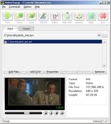VideoCharge 3.1.2.15 جدير بالأقتناء